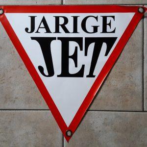 Banner jarige jet  € 5,00