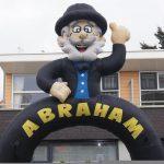 Abraham feestboog  € 35,00
