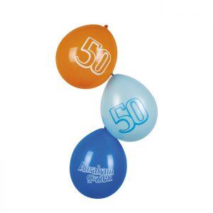 Ballonnen voor abraham