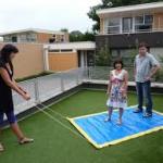 Vliegend tapijt  € 10,00