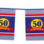 Vlaggenlijn voor abraham 1