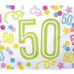 Gevelvlag 50 jaar 2