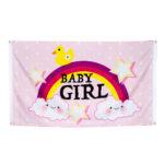 Geboortepakket voor een meisje – 18 delig