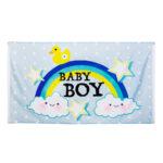 Geboortepakket voor een jongen – 18 delig  (53225)